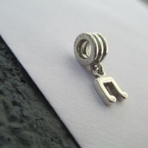 Pandora music note dangle
